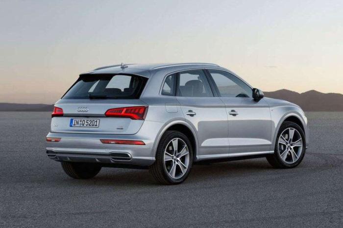 Audi Q5 2.0 TDI Quattro FAP – S Line