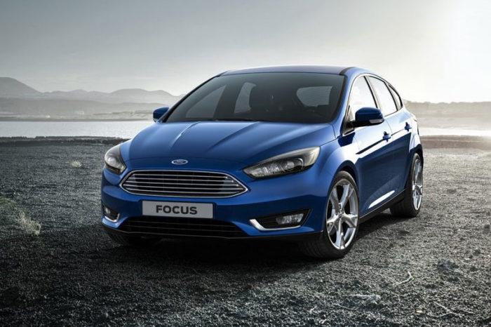 Ford Focus SW 1.5 tdci blu