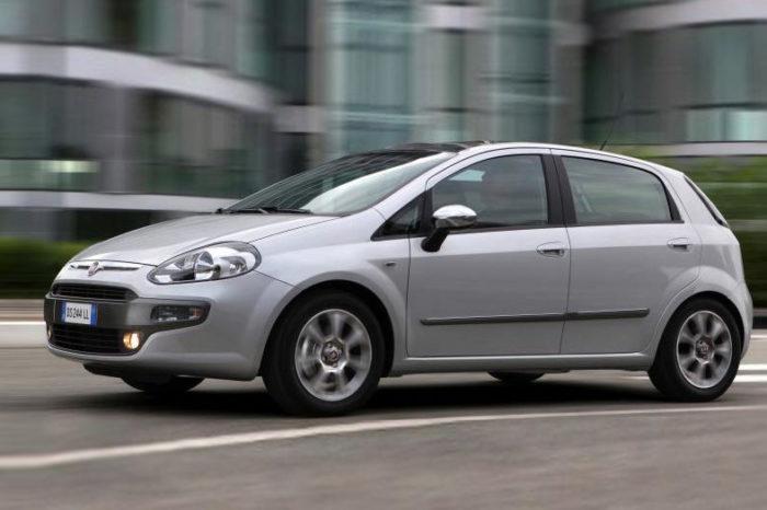 Fiat Grande Punto Evo 1.4 Easypower