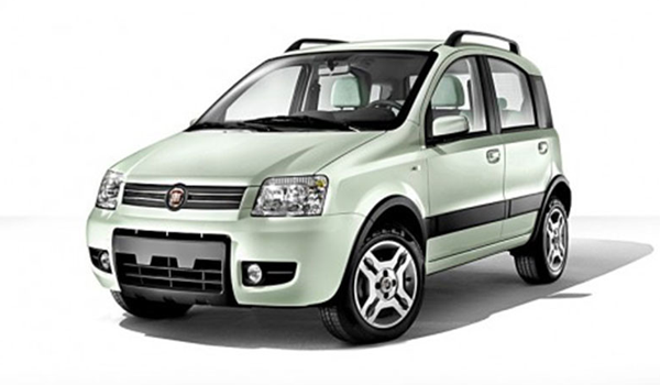 FIAT Panda 1.4 Climbing Natural Power - Auto Usate ...