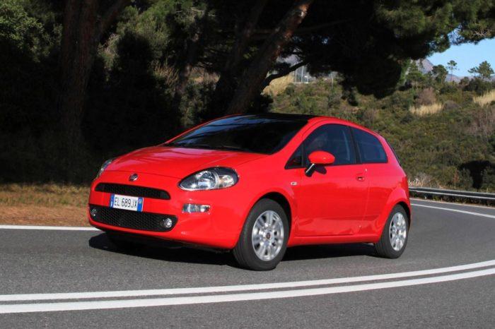 Fiat Nuova Punto 1.3 MJT Street