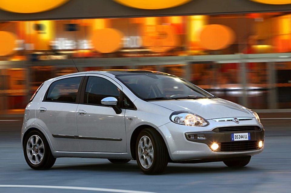 Prova Fiat Punto scheda tecnica opinioni e dimensioni 1.3 ...