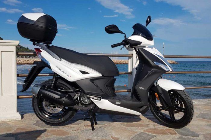 Kymco Agility 16+ 125cc