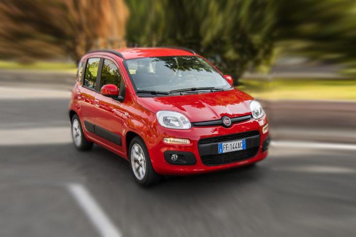 Fiat Nuova Panda 1.2 GPL Lounge