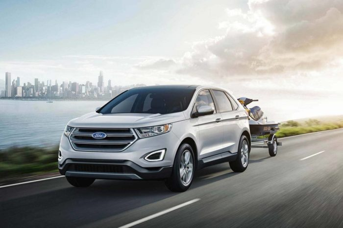 Ford Edge 2.0 AWD
